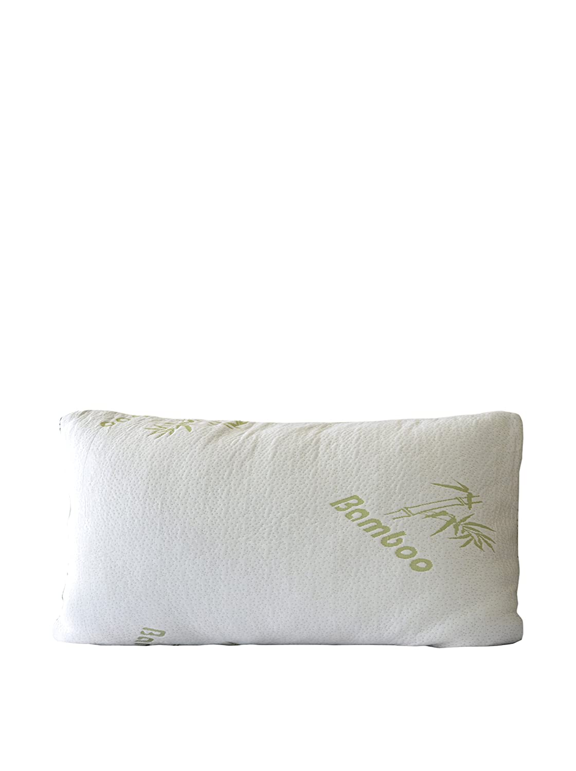 Uncategorized britannica home fashions tencel sheets - Amazon Com Hotel Comfort Bamboo Covered Memory Foam Pillow Queen Home Kitchen