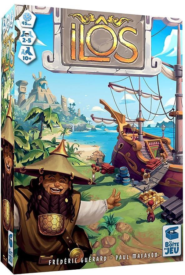 Ilos - English Francais: Amazon.es: Juguetes y juegos