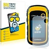 BROTECT Protection Ecran Mat Compatible avec Garmin eTrex 10 [2 Pièces] - Anti-Reflet