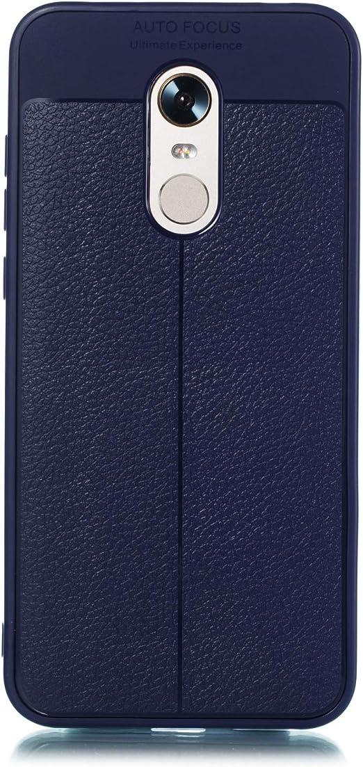 BONROY - Carcasa para Xiaomi Mi 5C, (All-Inclusive Blue-LD), Xiaomi Redmi 5 Plus: Amazon.es: Electrónica