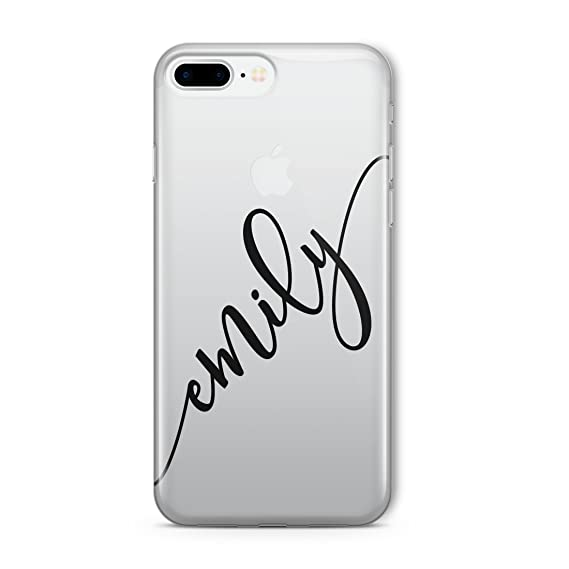 pretty nice 1fce2 4b559 Amazon.com: SmartGiftShop Personalised Clear Script Diagonal Initial ...