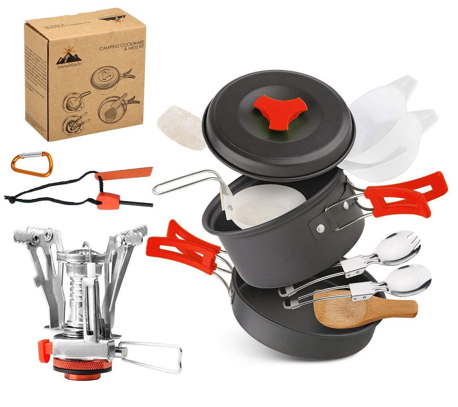 Best Rated in Camping Mess Kits & Helpful Customer Reviews