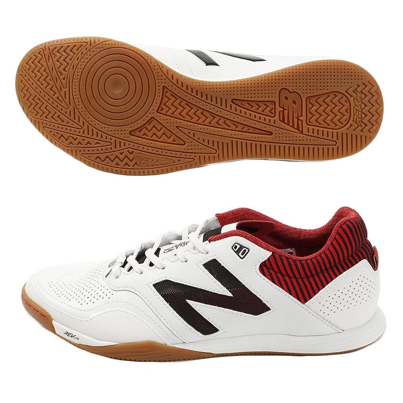 ニューバランス(New Balance) AUDAZO PRO ID(ホワイト/レッド) MSAPIWR2 B07BFNXLBQホワイト/レッド 30.0cm 2E