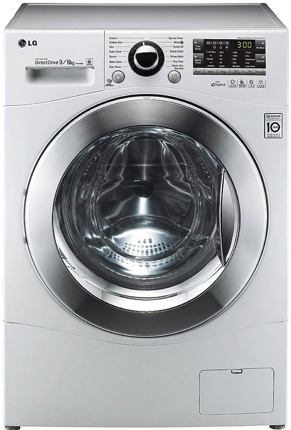 LG F14A8RD lavadora - Lavadora-secadora (A + + +, 170 °, Botones ...