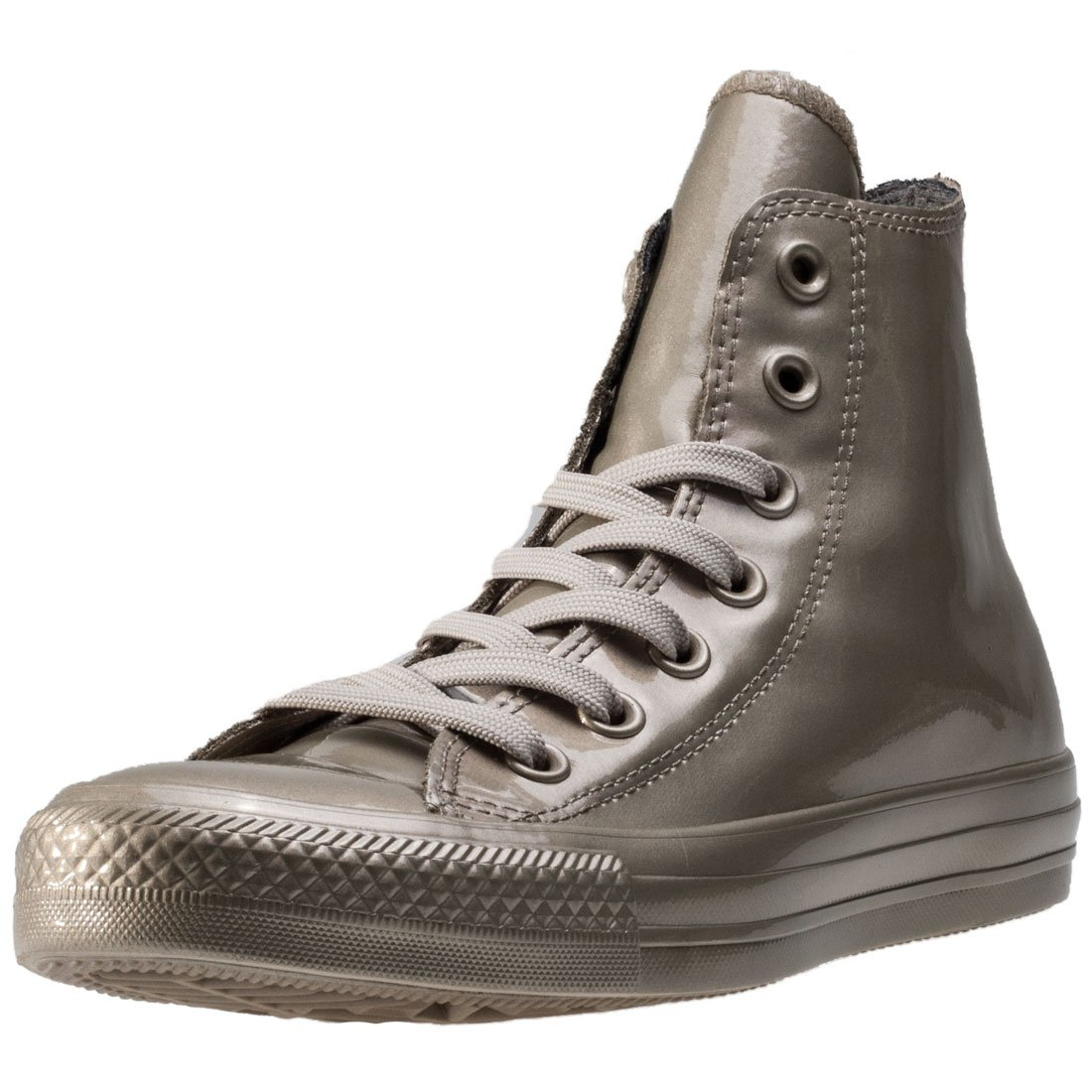 Converse AS Hi Can charcoal 1J793 Unisex-Erwachsene Sneaker  37.5 EU|Gold