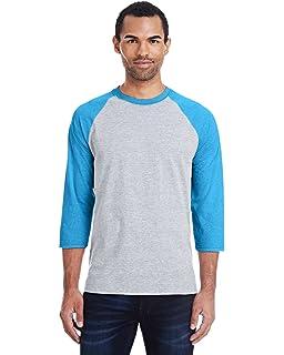 56623490 Bella Canvas Unisex Jersey 3/4 Sleeve Baseball Tee at Amazon Men's ...