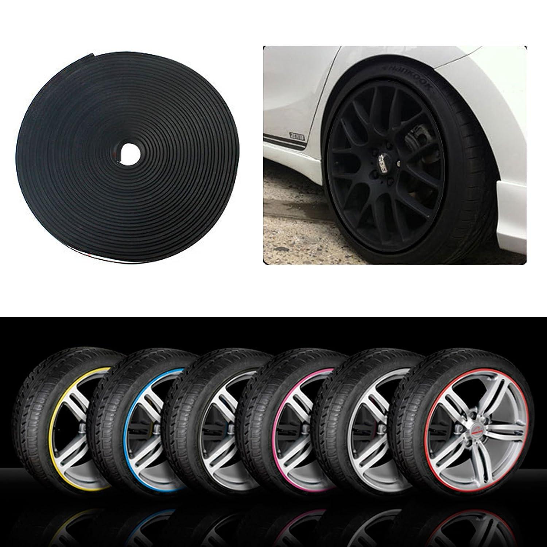 rimblade Jante Roue en alliage de voiture pneu Protection Protection Line en caoutchouc moul/é