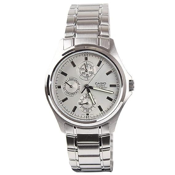 Casio MTP1246D-7AV Hombres Relojes