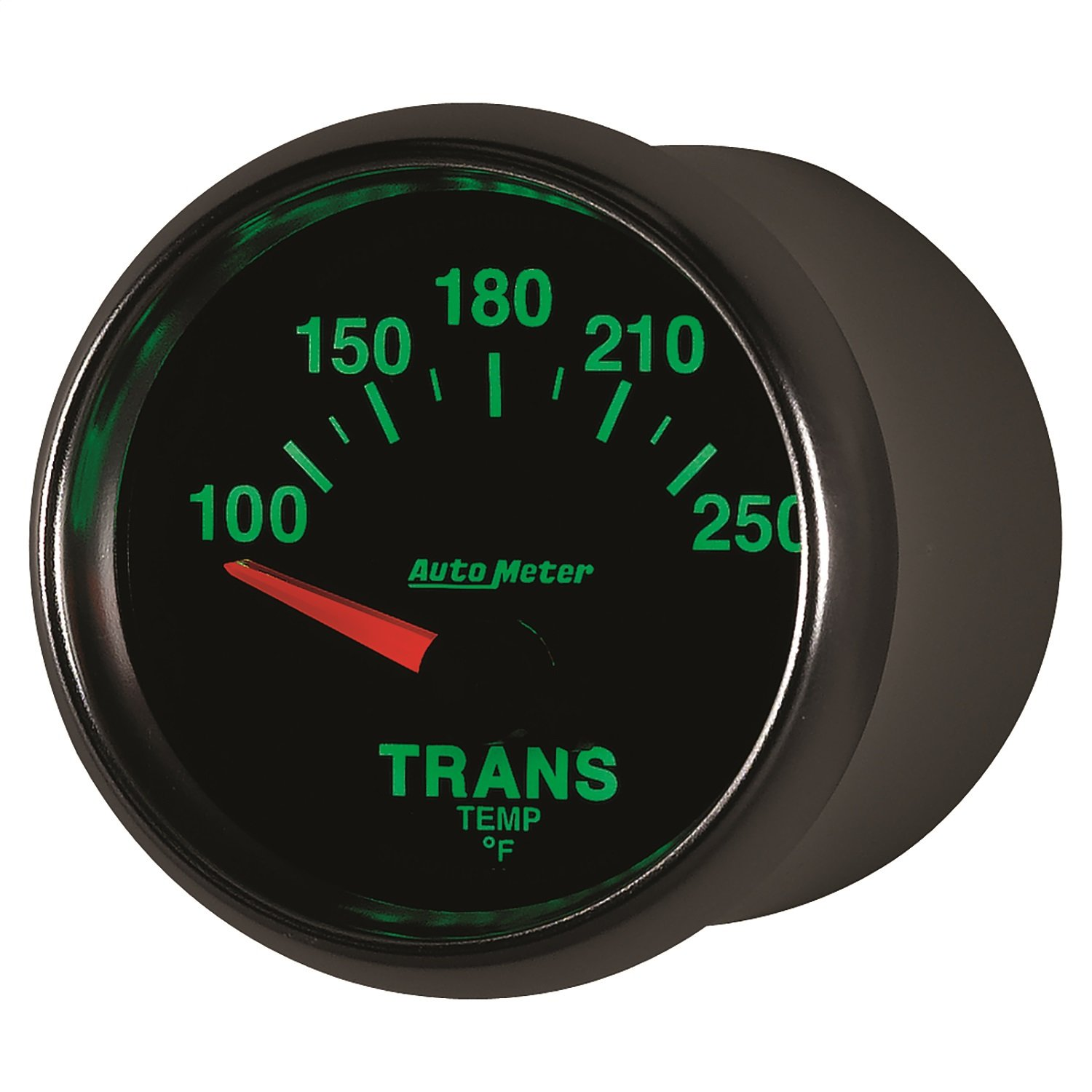 Auto Meter 3849 GS Electric Transmission Temperature Gauge by Auto Meter