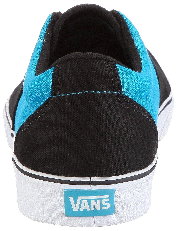 Vans Damen Kress VOYG5EO Damen Vans Sneaker Blau ((2 Tone) schwarz/Blau) 8dc7f2