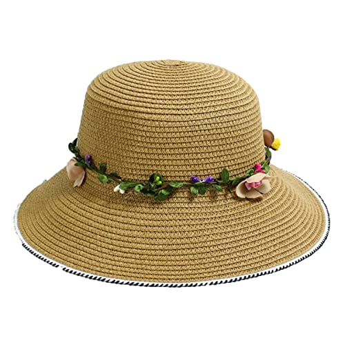 Mai Dou Verano Señoras Casual Sol Playa Sombreros