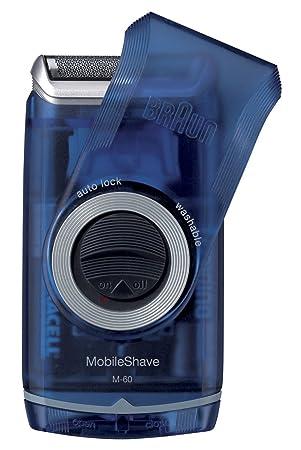 Braun bolsillo Go recargable afeitadora oscuro azul (bolsillo Go recargable  afeitadora) db3259ed92f8