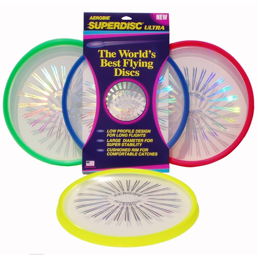 Aerobie Superdisc Ultra, Colors May Vary by Aerobie
