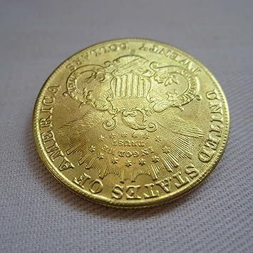 Amazon com: 1906-S USA Liberty Head (Motto on Reverse)$20