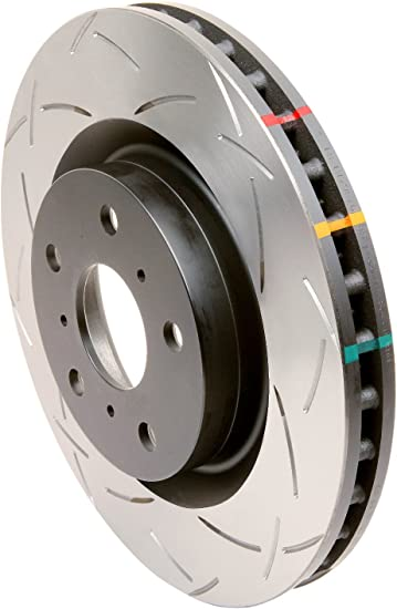 DBA DBA42657S T-Slot Uni-Directional Slotted Brake Rotor