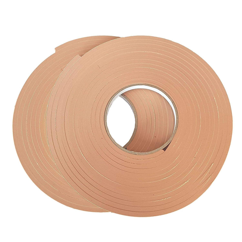 Cinta de estanqueidad adhesiva (5,5 m x 9 mm), color marró n color marrón NoName 20242