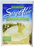Concord Pineapple Smoothie Mix, 2 -Ounce (Pack of 6)