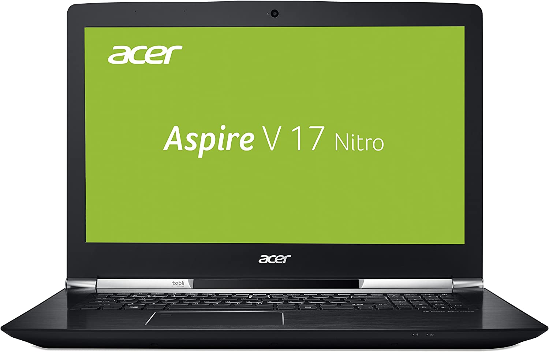 Ordenador portátil Acer Aspire V 17Nitro Black Edition Gaming negro Negro