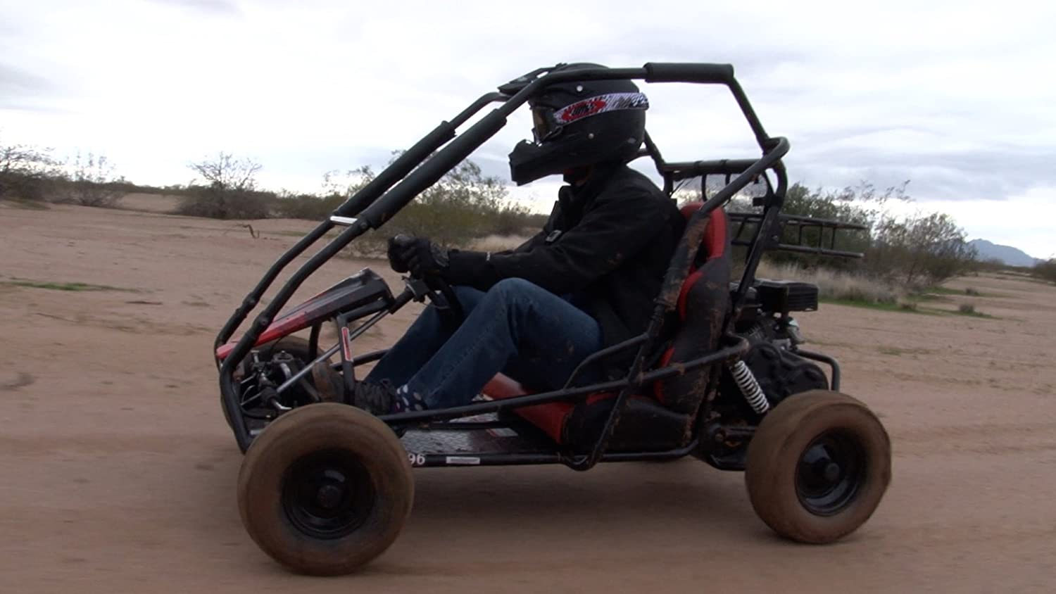 Coleman Powersports 196cc 65hp Kt196 Go Kart Gas Off Road Safety Harness Powered Cart For Adults And Kids 13 Automotive