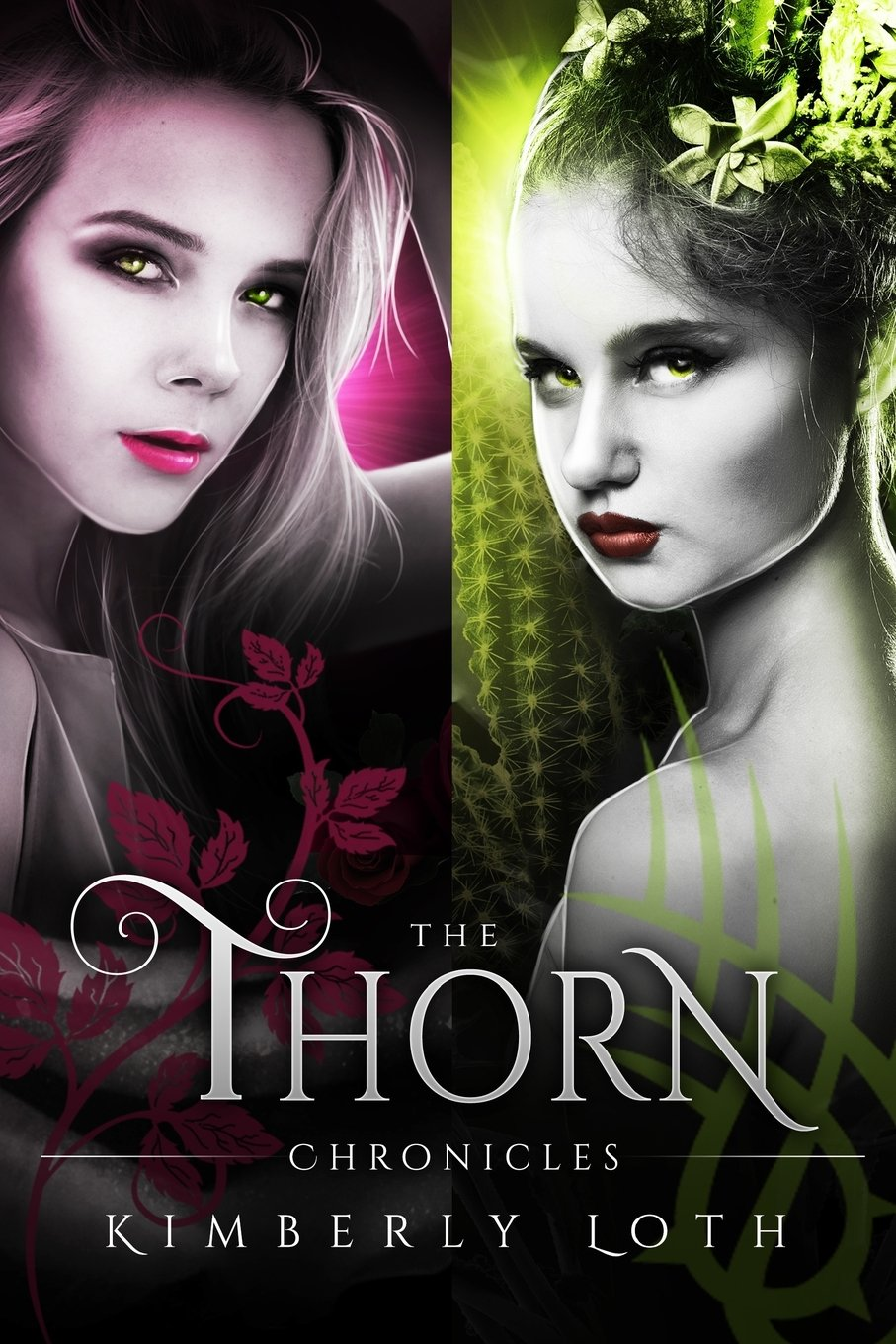 Download The Thorn Chronicles-Books 1-4: Kissed, Destroyed, Secrets, and Lies pdf epub