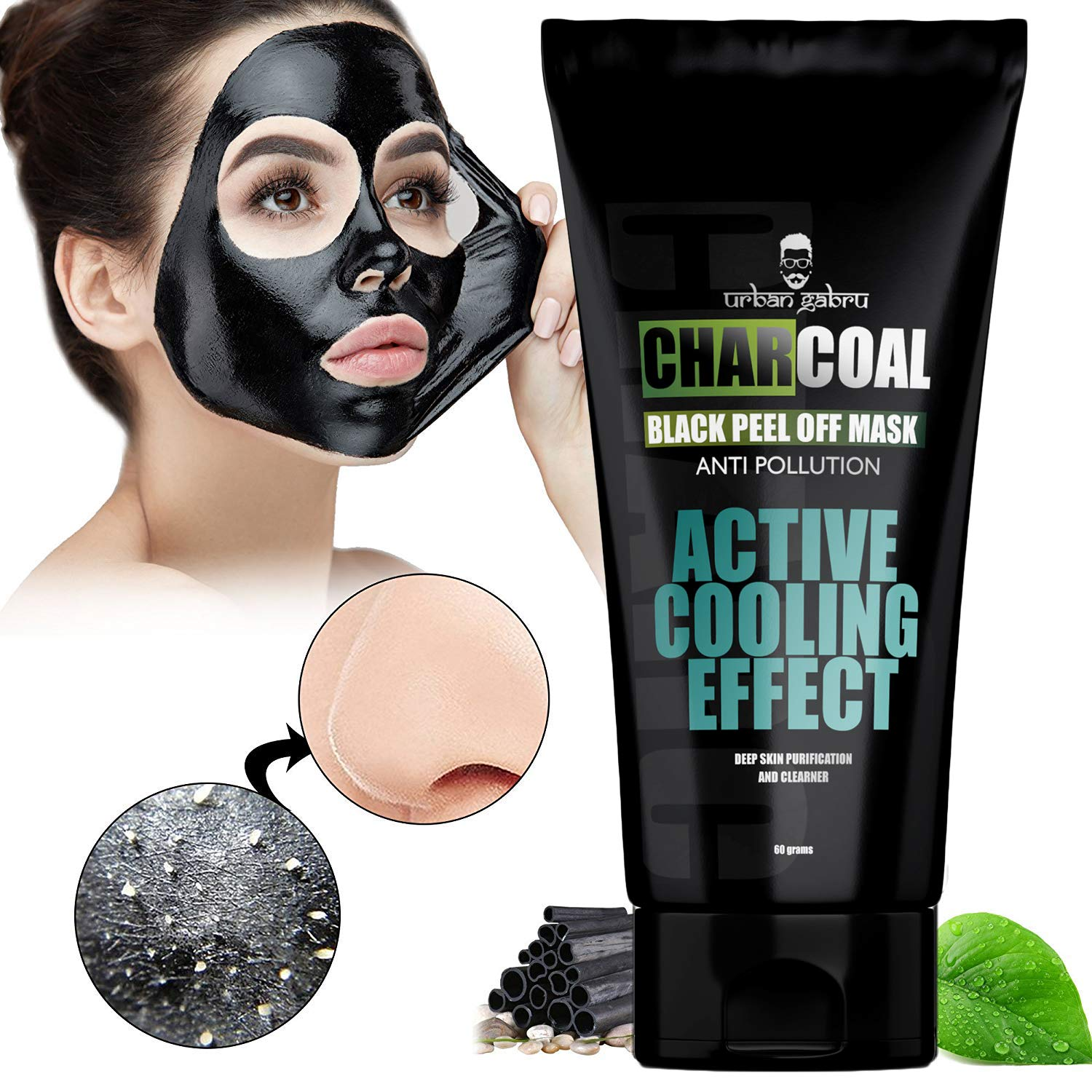 ecbace7237 Buy UrbanGabru CharCoal Peel Off Mask