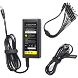 Fancy Buying Security Camera Power Adapter 12V 5A 100V-240V AC to DC 8-Way Power Splitter Cable FCC Certified LED Power Adapt
