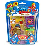 Superzings - Blíster Guaridas Y Figuras Serie 2, (Magic Box PSZ2B416IN00)