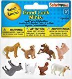 Safari Ltd Good Luck Minis – Ranch - Realistic Hand Painted Toy Figurine Model - Quality Construction from Safe and BPA Free Materials - For Ages 5 and Up