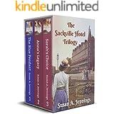 The Sackville Hotel Trilogy - Box Set: A gripping historical 20th century saga