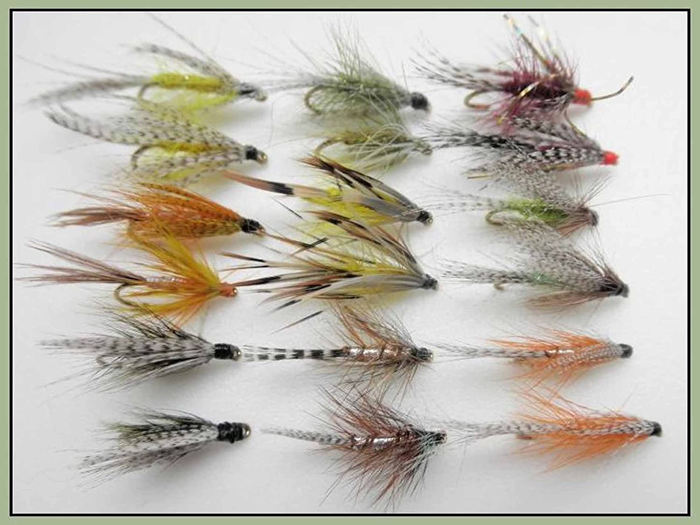 Choice of sizes Dabbler Flies Good Loch Flies 18 Mixed Dabbler Trout Flies