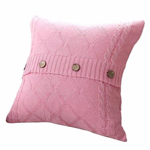 hlhn tejer funda Fashion funda de almohada cintura manta ...