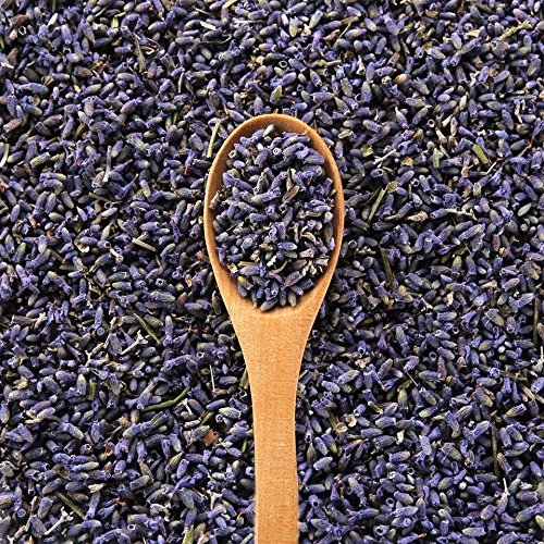 EarthWise Aromatics French Lavender Flowers - Organic - 1 lb