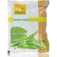 Veg Affaire Frozen Vegetables - Green Peas, 200g Pouch