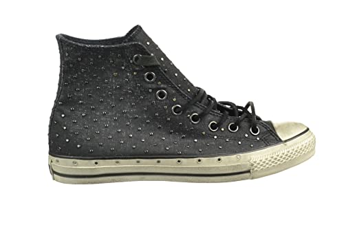 Converse Men s Shoes Ct Studded Hi Beluga Black White 136693c-8 d83d1d3dd