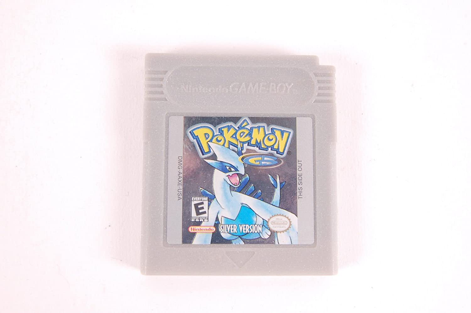 Pokemon Silver Version - New Save Battery (Renewed)