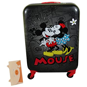 Disney Minnie y Mickey Mouse Retrocomic Bolso Mochila ...