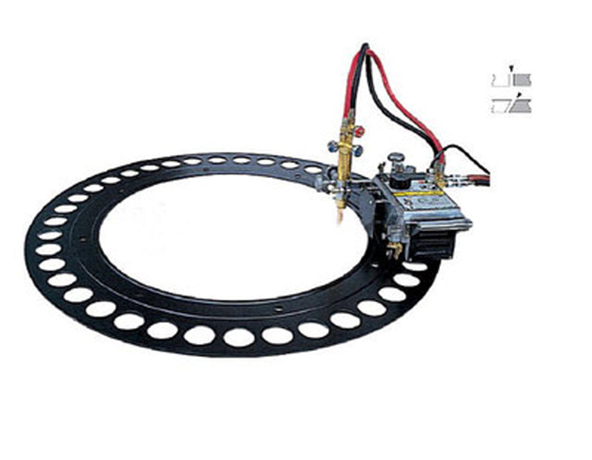 ZGUO Torch Track Burner Portable handle Gas Cutting machine