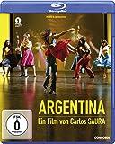 Argentina [Blu-ray] [Alemania]
