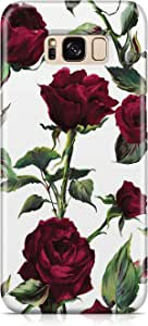 covery Cases Red Roses Back Cover For Samsung Galaxy S8 - Multi Color