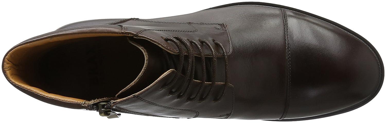 Brax Herren Bosco Braun Stiefel 1 Combat Boots Braun Bosco (Marrone) 201373