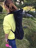 "HOMANDA Black Portable Waterproof Backpack for 6.5"" Two Wheels Self Balancing Smart Scooter Hoverboard"