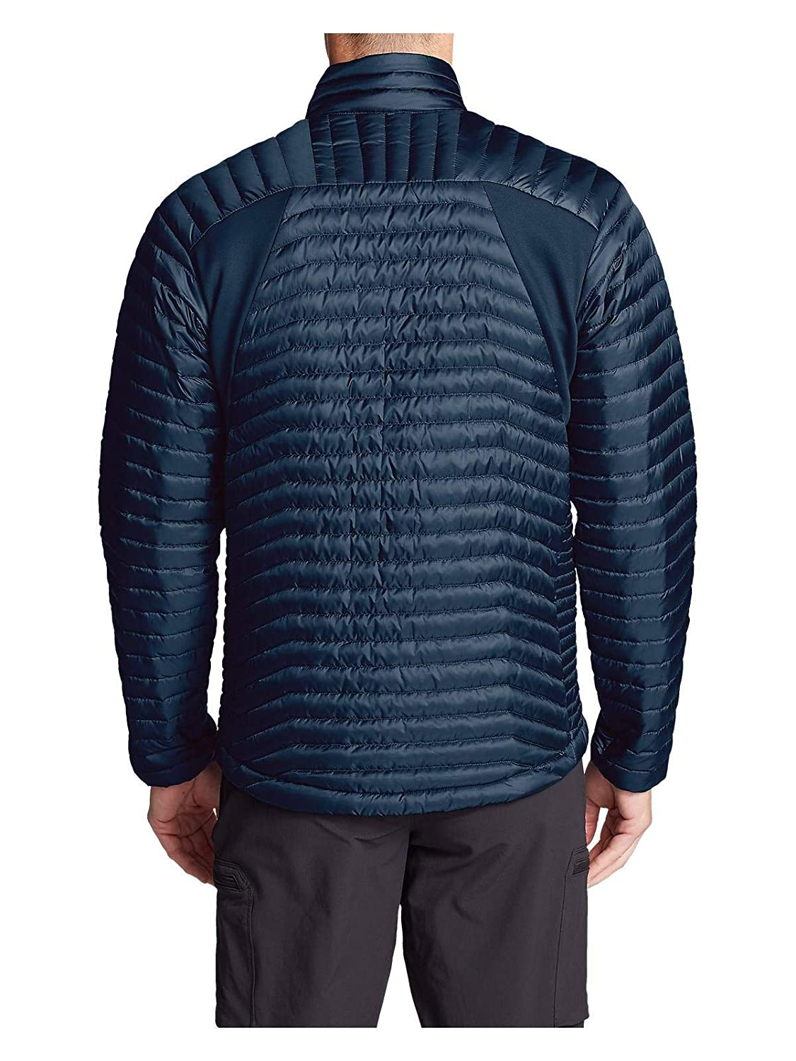 4a1119bbf7d72 Eddie Bauer Men s MicroTherm 2.0 StormDown Jacket at Amazon Men s Clothing  store