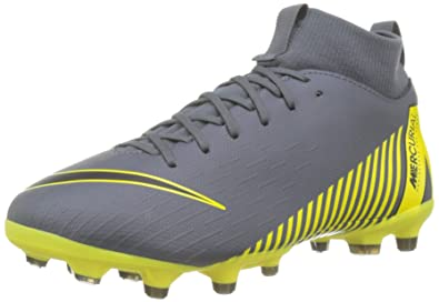 f9be9c8c8 Nike Youth Mercurial Superfly VI Academy Multi Ground Cleats (1 M US Little  Kid)