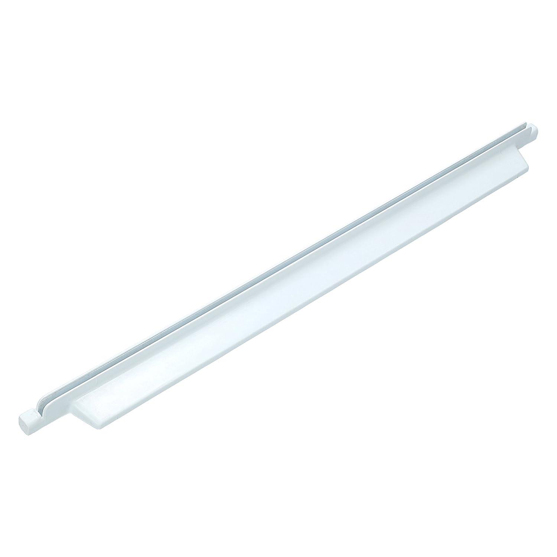 ✧WESSPER/® Barra de placas de vidrio Frigor/ífico Congelador para Indesit BAAN33P Longitud: 500mm, Posterior