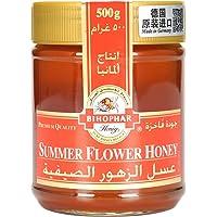 Bihophar 碧欧坊 夏花多花种蜂蜜天然无添加500g(德国进口)