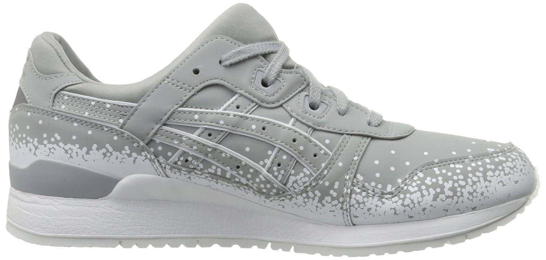 ASICS Men's Gel-Lyte III Fashion Turnschuhe, Light grau M Light grau, 4.5 M grau US e9f0b6