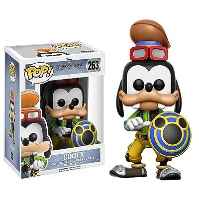 POP! Vinilo - Kingdom Hearts: Goofy: Juguetes y juegos
