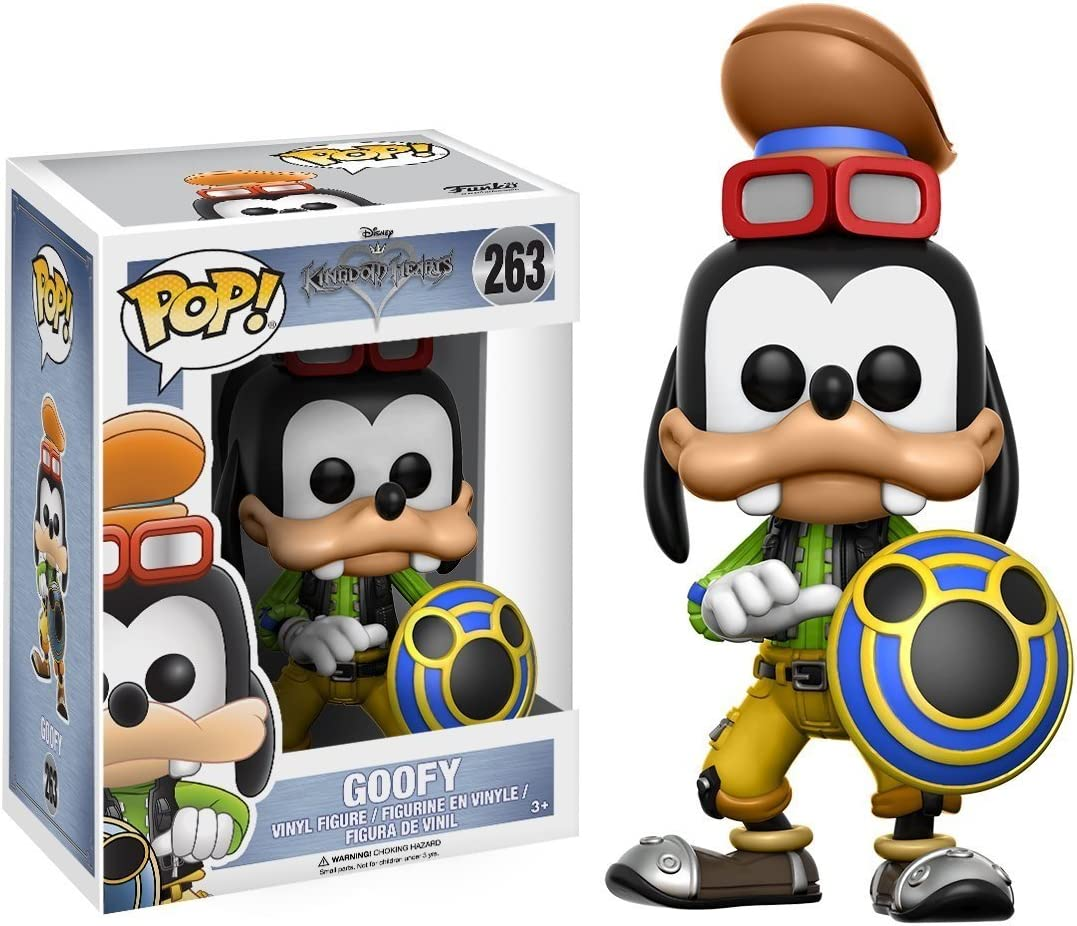 Goofy Funko Pop Vinyl Figure Disney Kingdom Hearts