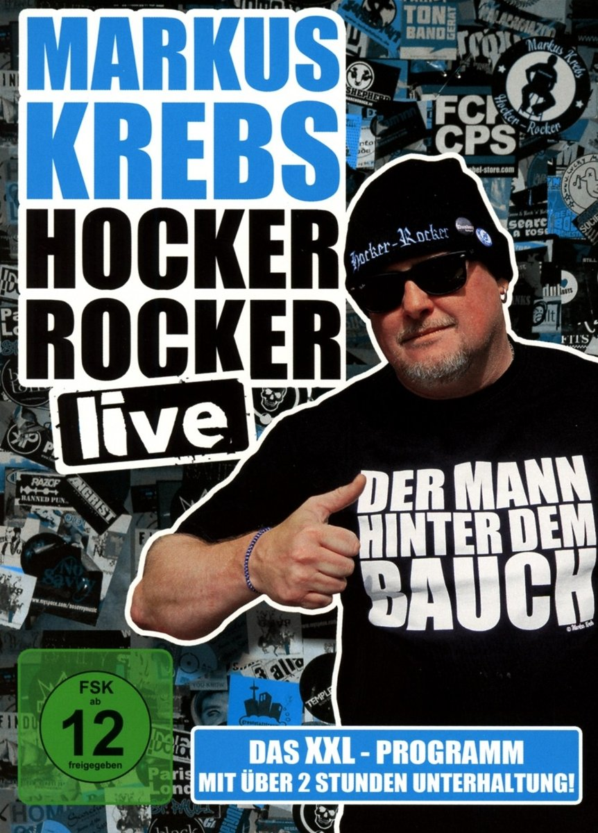 Hocker Rocker live: Amazon.co.uk: DVD & Blu-ray