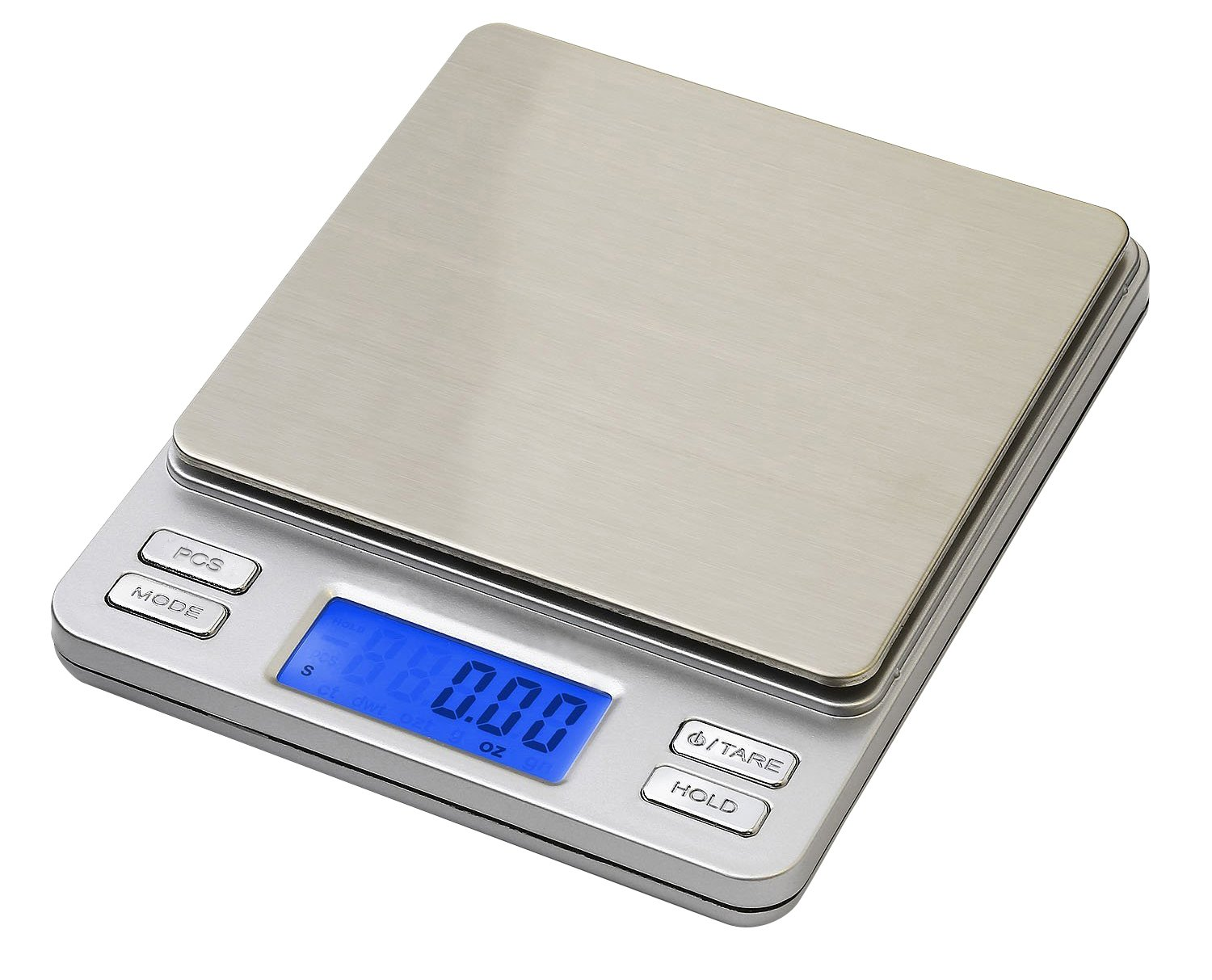 Small Kitchen Weighing Scales Amazoncom Smart Weigh Digital Pro Pocket Scale With Back Lit Lcd
